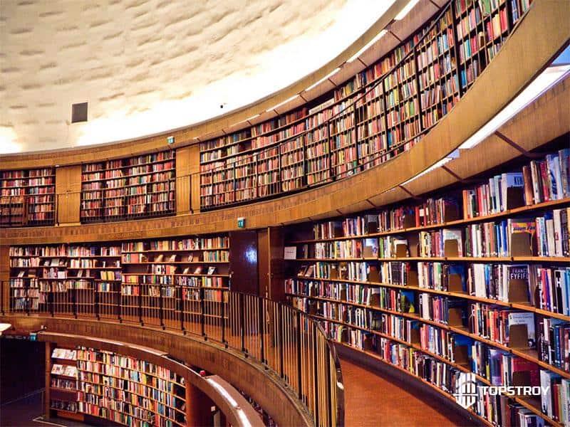 Проектирование библиотеки