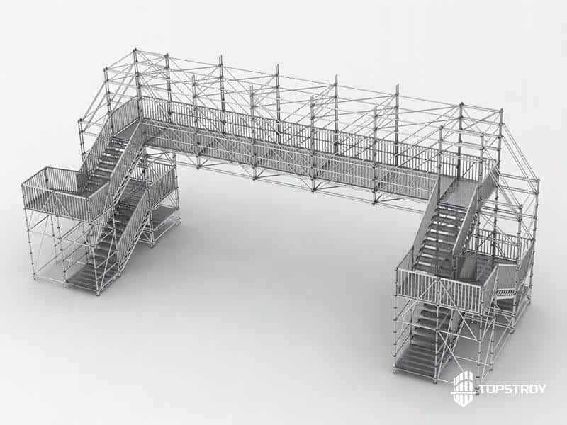Проектирование железнодорожного моста