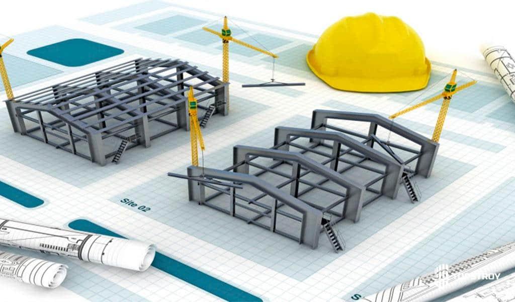 Проектирование складских помещений с проработкой инфаструктуры