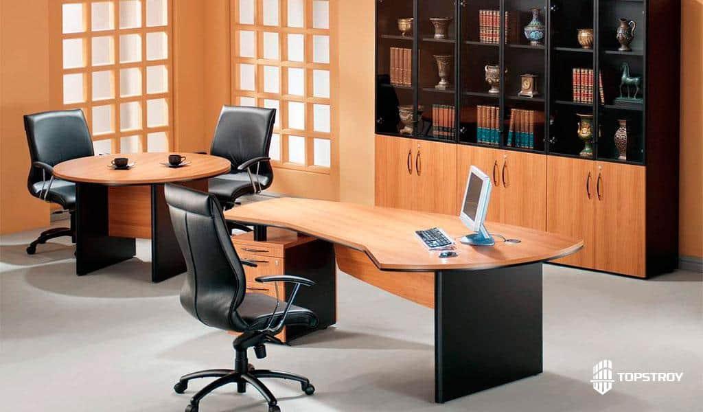 Разработка дизайна помещений офиса