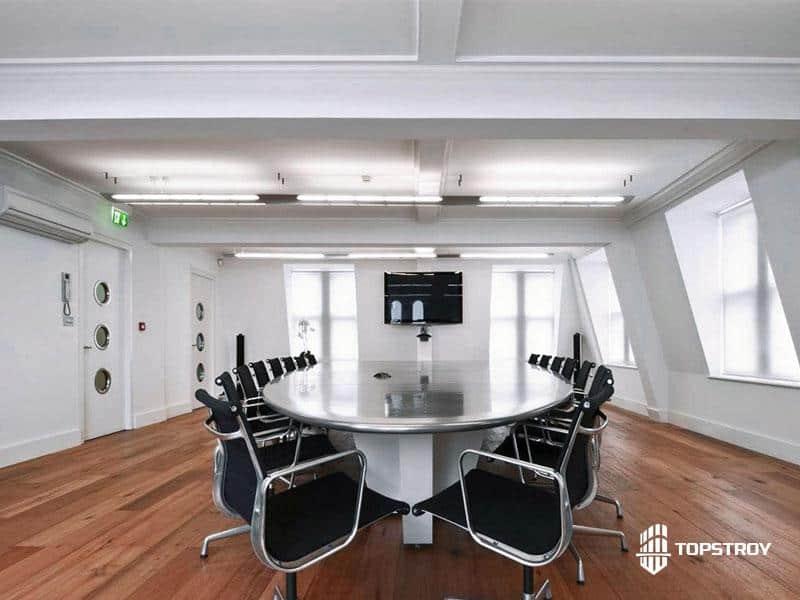 Ремонт конференц-зала под ключ