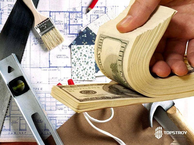Бюджетный ремонт офиса