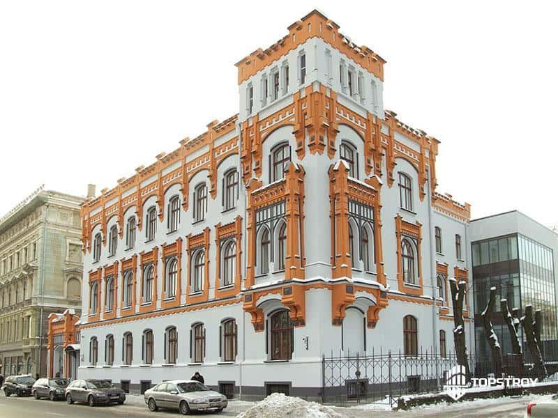 Реконструкция уникальных зданий