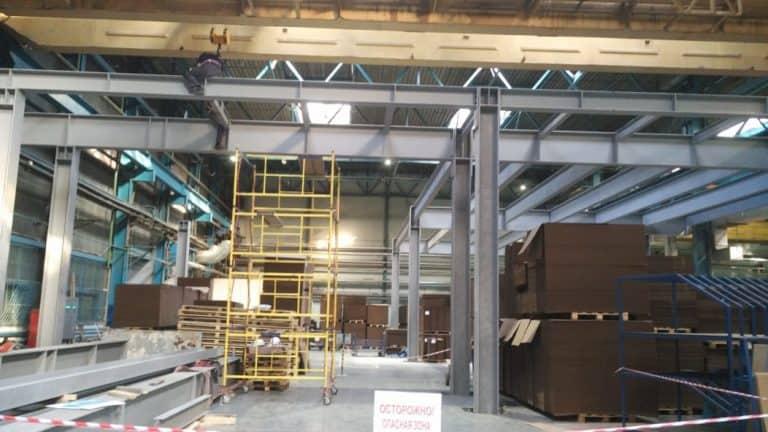 Проектирование и строительство антресольного этажа (Мезонина)