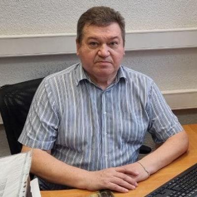 Рамиль Яруллин - инженер - конструктор
