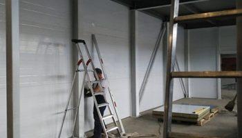 строительство хранилища автохимпроект - компания Топстрой
